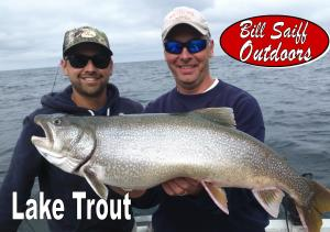 Lake Trout Photo JNL 2015-300
