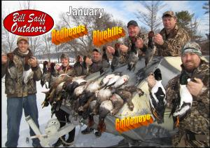 January Hunting