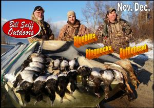 Nov-December Duck Hunting