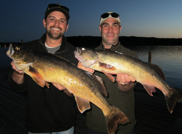 H Walleyes Dave & Mike 052914-600