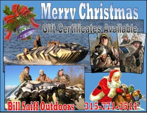Bill Saiff Outdoors Christmas Gift Certificate Hunting 2017-150.