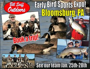 Bloomsburg Sports Expo Poster Hunting & Fishing 2018-150